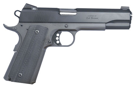 Ed Brown Special Forces 3 1911 Pistol .45 ACP 5in 7rd SS G4 Carbon Stealth Gray SF3-SS-SG