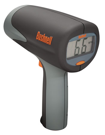 Bushnell 101911 Velocity Radar Gun LCD Display 2 C