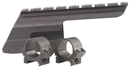 B-Square 16212 Scope Saddle Mount w/Rings For Browning Gold 12 Gauge Matte Black