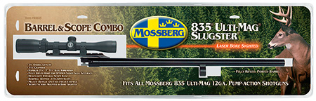 Mossberg 90835 835 12 Gauge 24″ Blue Scope Base w/Scope