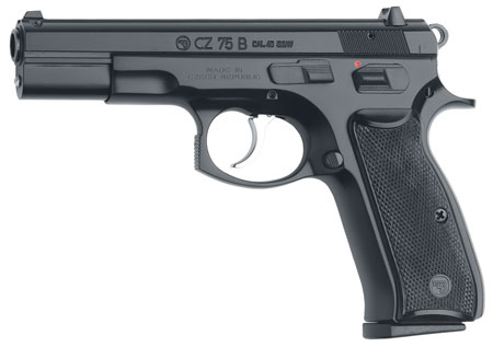 CZ 01120 CZ 75 75-B Single/Double 40 Smith & Wesson (S&W) 4.6