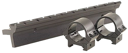 B-Square 18554 Weaver Style Scope Mount w/Ring For Springfield M1 Garand  Black