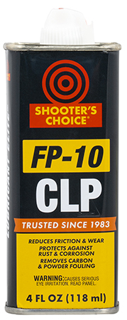 Shooters Choice FPL04 FP 10 Lubricant Elite 4 Oz