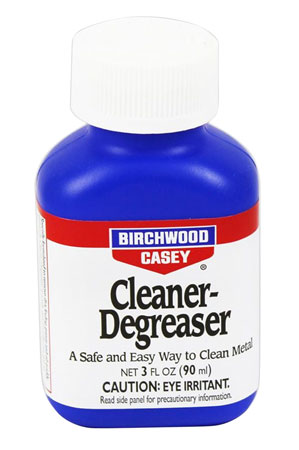 Birchwood Casey 16225 Cleaner/Degreaser 3 oz
