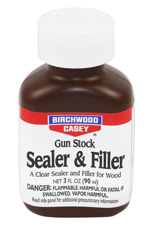 Birchwood Casey 23323 Gun Stock Sealer/Filler Gun 3 oz