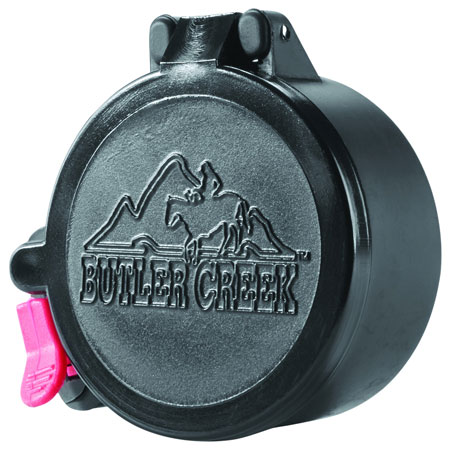Butler Creek 20190 Flip-Open Eye Piece Cover Sz 19 Black