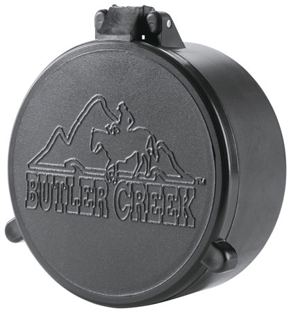 Butler Creek 30010 Flip-Open Objective Lens Cover Sz 01 Black