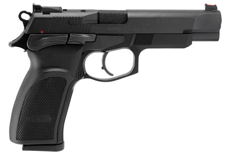 Bersa T9MPXT Thunder Pro XT Single/Double 9mm 4.96″ 17+1 Black Polymer Grip Black