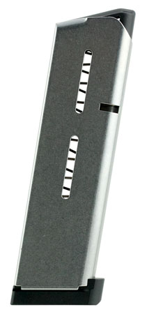 Wilson 47A 1911 Replacement Magazine 45 ACP 7rd SS Aluminum Base