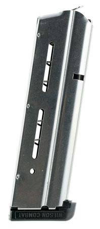 Wilson 47FX 1911 40 S&W Replacement Magazine 9rd Stainless