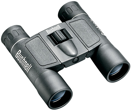 Bushnell 132516 Powerview 10x 25mm 300 ft @ 1000 yds FOV 9mm Eye Relief Black