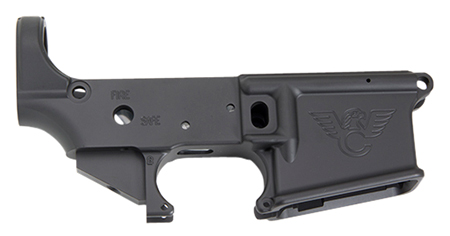 Wilson Combat TRLOWER Lower Receiver AR-15 5.56 NATO 7075-T6 Aluminum Black