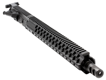 Wilson TR300RCS14UP Upper 300 AAC Blackout 14.7″ 416 Stainless Fluted Barrel Blk