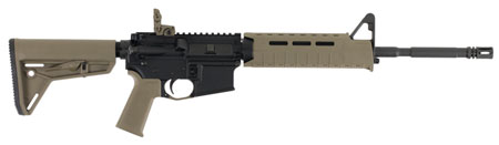 COLT AR-15 M4 556 CARBINE MAGPUL LE6920MPS-FDE (in store pickup only, 1 per person)