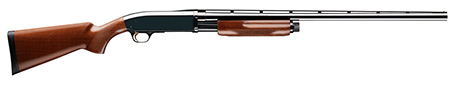 Browning 012211813 BPS Pump 28 ga 28″ 2.75″ Satin Walnut Blue Finish
