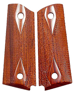 Chip McCormick Custom 82000 Pistol Grip Goverment Checkered Rosewood