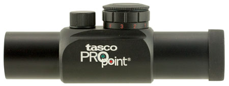 Tasco PDPRGD ProPoint 1x26mm Unlimited Eye Relief 5 MOA Illum R/G Dot Blk