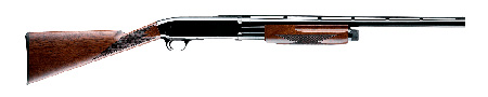 Browning 012216307 BPS Upland Special Pump 12 ga 22″ 3″ Walnut Stock Blued