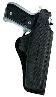 Bianchi 17746 7001 AccuMold Sporting High Ride Holster w/Adj Thumbsnap LH