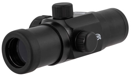 ADCO A30B Alpha Sight 1x 30mm Unlimited Eye Relief 1.5 MOA Black