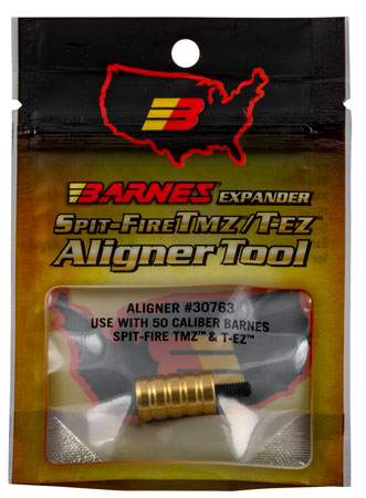 Barnes Bullets 30763 Muzzleloader Alignment Tool .50 Cal Spit-Fire TMZ  0.85