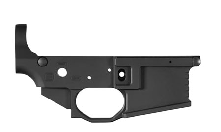 BRO BROMLRBLK   MILLED LOWER REC   BLK