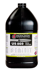 Hodgdon 8698 Spherical US 869 8 lbs 1 Canister