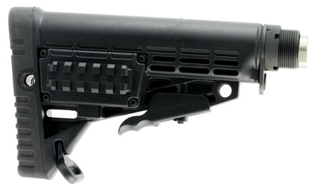 Command Arms CBST AR-15 Commercial Collapsible Stock w/Buffer Tube Assembly Matt