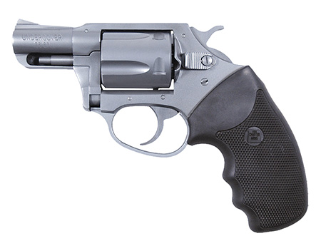Charter Arms 73820 Undercover 38 Special 2″ 5rd Blk Rubber Grip Stainless