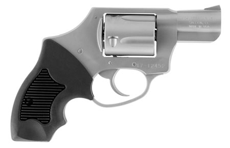 Charter Arms 73811 Undercover DAO 38 Special 2″ 5rd Black Rubber Grip SS