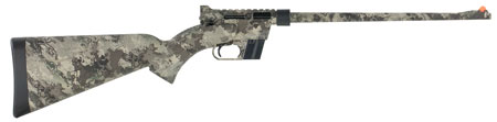 Henry H002VWP US Survival Viper Western Semi-Automatic 22 Long Rifle (LR) 16.125″ 8+1 Synthetic Viper Western Camo Stk Viper Western Camo