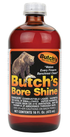 Lyman 2941 Butch''''s Gun Care Products Bore Cleaner 16 oz