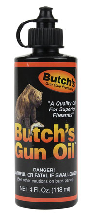 Lyman 2948 Butch''''s Gun Care Products Bench Rest Oil 4 o