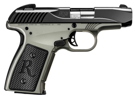 Remington Firearms 96234 R51 Subcompact Single 9mm Luger 3.4