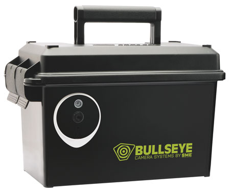 Bullseye by SME SMEBULLSEYE AmmoCam Sight-In Range Camera Black Rechargeable Battery Pack 300 Yards