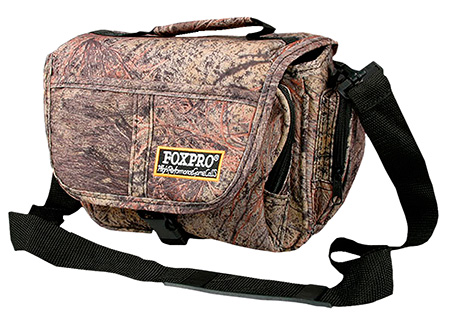 Foxpro Casebrush Camo Carry Case Cordura Mossy Oak Brush