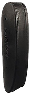 Limbsaver 10541 Standard Grind-To-Fit Recoil Pad Small Black Rubber