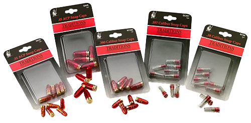 Traditions ASC380 Snap Caps 380 ACP Plastic 5 Pack