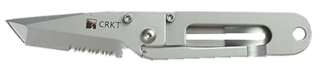 Columbia River 5510 K.I.S.S Folder 420J2 Stainless Tanto Blade 420J2 Stainless