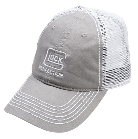 GLOCK AS10015   PERFECTION MESH HAT  GRY