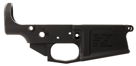 AERO APAR308003C  .308 LOWER STRP  BLK