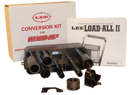 Lee 90070 Load All Shotshell Conversion Kit 1 Metal 12 Gauge/Converts Load All II to 12 Gauge