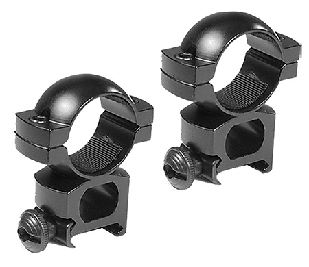 Barska AI10468 Weaver Scope Ring Set with Peep Sight  Ring Set 1