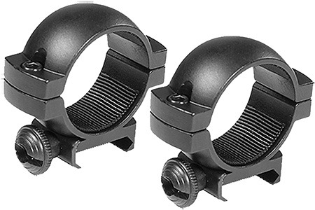 Barska AI10338 Scope Rings Standard 30mm Dia Low Black