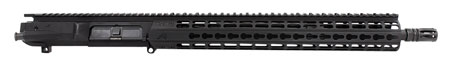 Aero Precision APAR308554P2 M5E1 308 Winchester/7.62 NATO 16″ Chrome Moly Steel CMV-Mid Length Blk Hard Coat Anodized Brl Finish