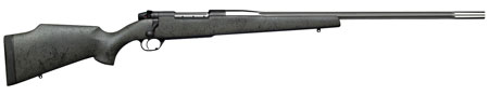 Weatherby MARS240WR4O Mark V Accumark RC Bolt 240 Weatherby Magnum 24″ 5+1 Synthetic Gray w/Blk Spiderweb Stk SS