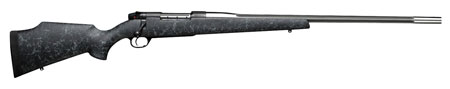 Weatherby MAMS240WR4O Mark V Accumark Bolt 240 Weatherby Magnum 24″ 5+1 Synthetic Blk w/Gray Spiderweb Stk