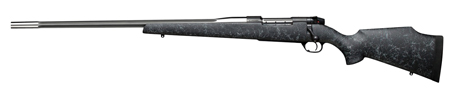 Weatherby MAMM257WL6O Mark V Accumark Bolt 257 Weatherby Magnum 26″ 3+1 Synthetic Blk w/Gray Spiderweb Stk