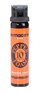 Mace 80246 Pepper Foam Contains 10, One Second Bursts 113 gr 6-10 Feet