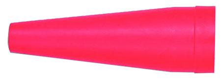Maglite ASXX798 Traffic Wand C/D-Cell Flashlight Cone Red